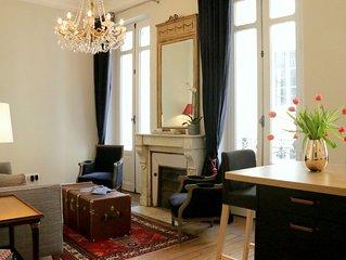 Bordeaux Sainte-André - elegant, central and quiet