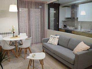 Espectacular apartamento en la Plaza del Pilar