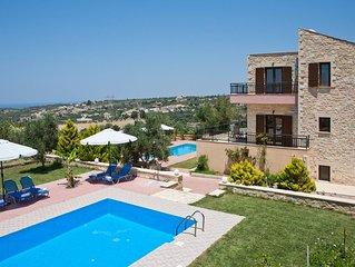 Louloudaki Villas. A villa complex in Cretan nature!