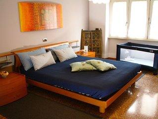 Nuovissimo appartamento ai Musei Vaticani con aria condizionata e ogni comfort!