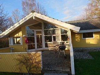 Cottage, quiet area near nice beach