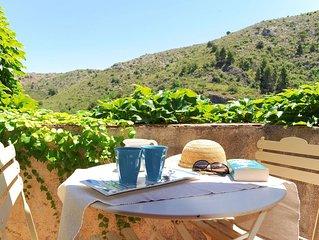 La Font Castelnou gîte entre Collioure et Canigou