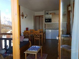 Vos vacances d'hiver  et d'été dans le Parc des Ecrins (05290 Puy St Vincent=