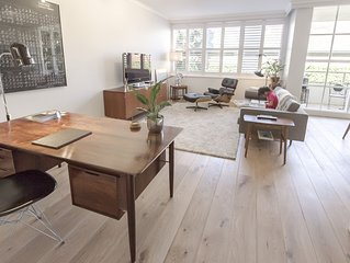 Sweet Caroline South Yarra: Large 2BR, Luxurious & Private with Free Parking
