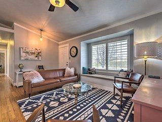Chic home with cable, and 3 Mi from Thanksgiving Point in Lehi