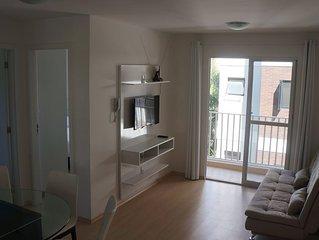 Ecoville, com 2 suites, conforto e tranquilidade