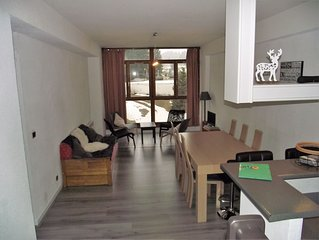 Praz-de-Lys, Les Terrasses du Mont Blanc, appartement 5-7couchages