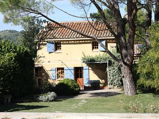 Charming Cottage with Private Pool and delightful views, Vaison la Romaine, Prov