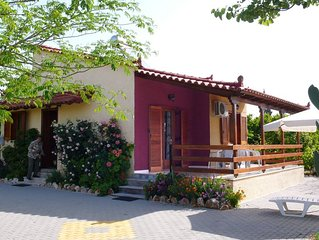 Villa ''Jocasta'' in Silence Days Villas.