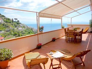 The Amalfi Hill Top House - for families and groups