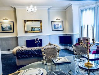 Large Luxury Apartment Blackpool Town Centre