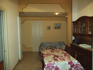 Splendido appartamento zona Cinque Terre -Parcheggio gratuito-Ogni confort 90 mq