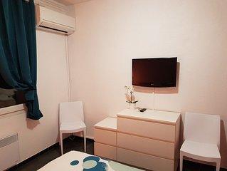 Appartement 2 pièces pour Curistes et Vacanciers