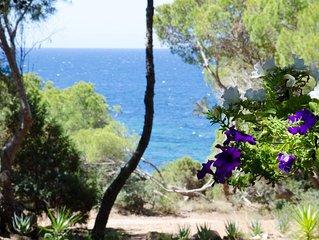 Villa Buonumore, relax assicurato immersi nel verde, a due passi dal mare.