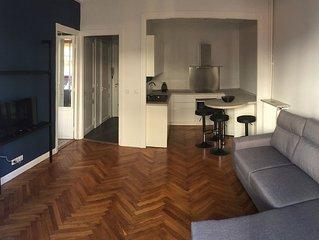 Appartement de charme dans Palais Niçois