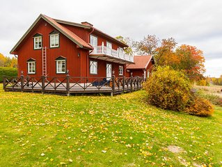 Main Guest house to Ojervik Manor