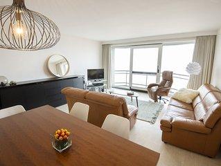 Appartement C227 met fantastisch zicht op zee, strand en duinen te Middelkerke