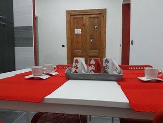 CASA-VACANZE Stazione Centrale, Centro Direzionale, Napoli centro, Mary's Room