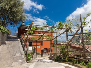 Casale Ceppone - Panoramic terrace and free parking
