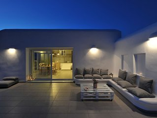 VILLA SUNSET PAROS-BRAND NEW HOME