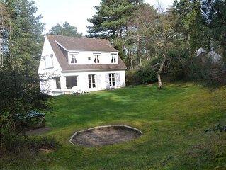Villa de charme - Hardelot - 8/9 personnes - 5 chambres