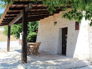 Charming Refurbished Trullo with Private Heated Pool and High Speed Internet