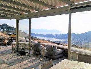 Special Villa Baya in Ios Island for 2-4 Persons!