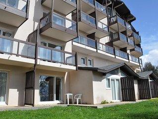 Résidence Le Pedrou*** Grand studio cabine 4 couchages, 27m