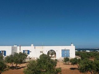 THE WHITE HOUSE: exact white point to explore island Paros