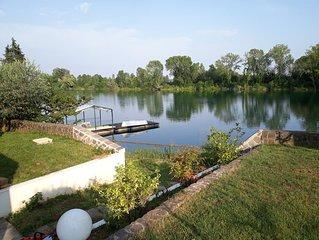 Casa sul lago - ALLA VECCHIA CAVA