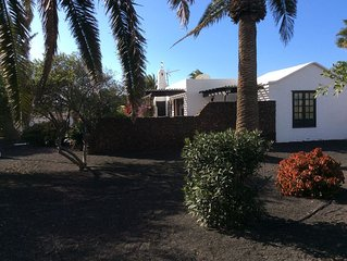 7B, Casas Del Sol Complex, Playa Blanca. Opposite the Port and 5 minutes to Town