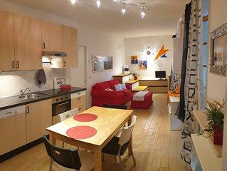 Appartamento vacanza a Caldonazzo in Trentino.