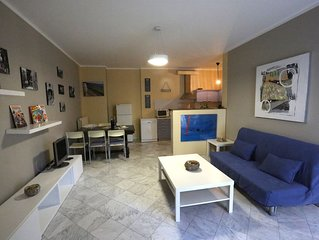 Appartamento diVino: a cozy flat with 2 bedrooms in the heart of Alba