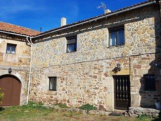 Casa en Orbo-Branosera