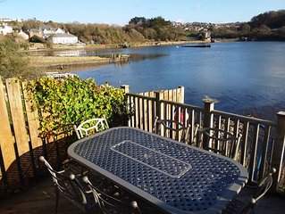 Waterside 3 Bedroomed property in quiet area yet close to all amenities