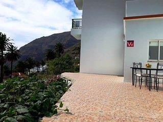 Casa Mary-Vivienda Vacacional ubicada dentro del Parque Rural de Valle Gran Rey