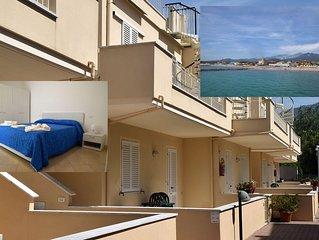 Appartamento al mare in Toscana a Marina di Massa