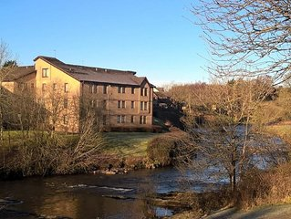 Stunning Riverside Apartment in Dunblane