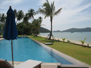 Stunning beach front Phuket hideaway with unrivalled island views and sunsets