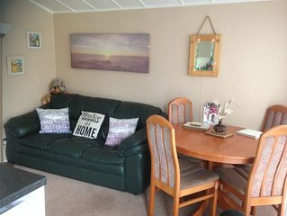 Family Holiday Chalet in the Beautiful 7 Bays for 7 Days area of North Cornwall.
