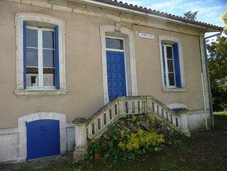 Villa Jeanne d'arc - Ile d'Oléron - Maison bord de mer 6/8 places Saint Trojan