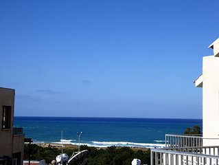 Diamond Apartments Blk A2, Top Floor Sea View Apartment, Paphos, Cyprus