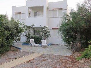 2 Bed Apartments In Beautiful Mediterranean Garden Near Central Beach Of Pefkos