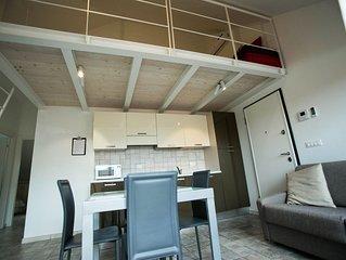 Nuovi appartamenti signorili a due passi dal mare