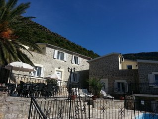 Large Pool, Sun Terraces, Sea and Mountain Views, Sea  2 kms,Family Friendly
