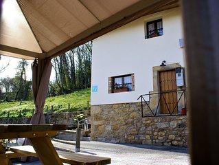 Casa Elena Turismos Rural en Corain Nº5, CP 33550, Cangas de Onis