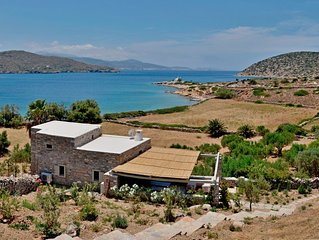 Amorgos The Olive Garden 'by the sea""
