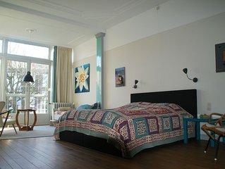 The Hague Hotspot, spacious two floor apartment near beach, bikes for free