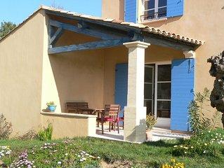Appartement avec terrasse (rez-de-jardin d'un mas provencal) a Ramatuelle