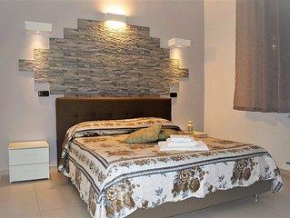 PORTHERO -Appartamento con colazione MEDAGLIE D'ORO  LUNGOMARE Taranto